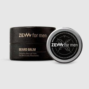 Beard Balm with Charcoal