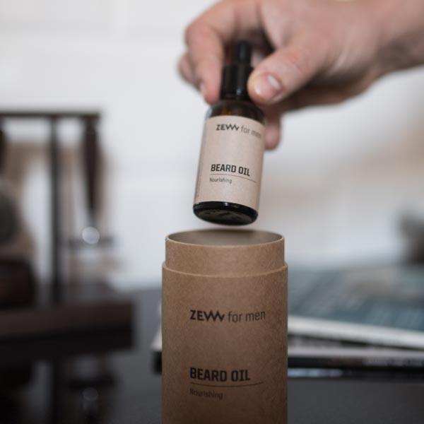 Nourishing - Zitrus Bartöl