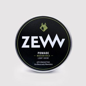 Charcoal Pomade