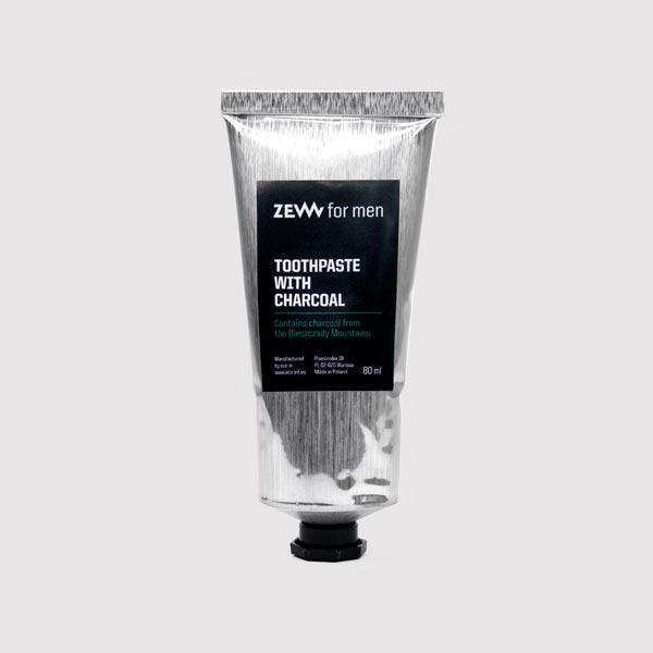 Aktivkohle Zahncreme - Strong Mint