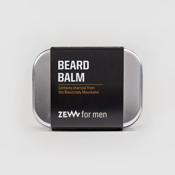Beard Balm - Bartbalsam mit Aktivkohle