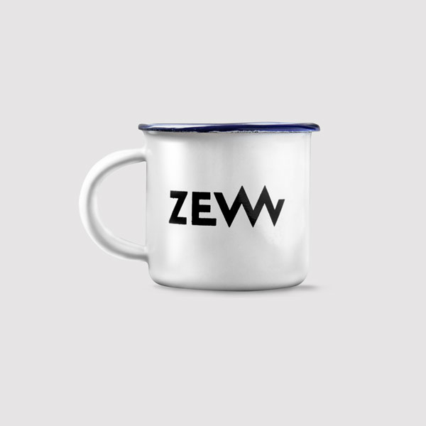 ZEW for men Espresso Tasse