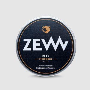 Charcoal Hair Clay matt