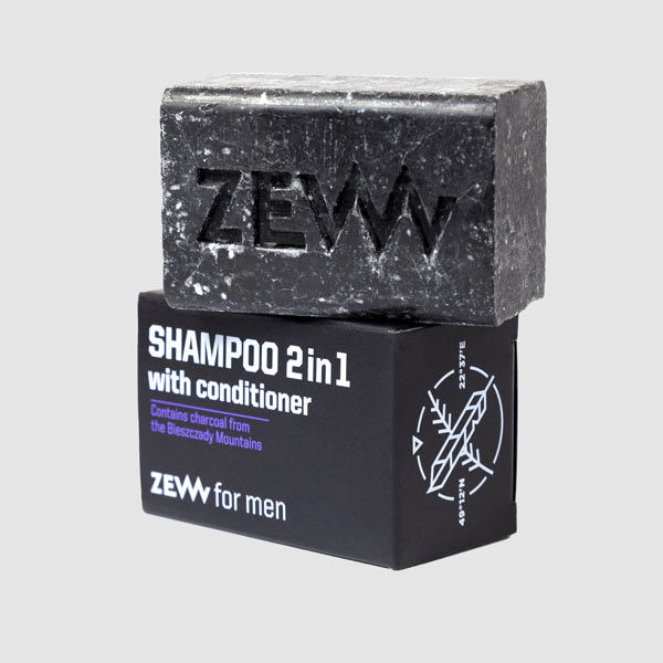 2in1 shampoo bar